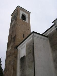 Campanile chiesaParrocchiale di San Lorenzo