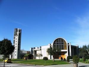 La strana chiesa di Vairano