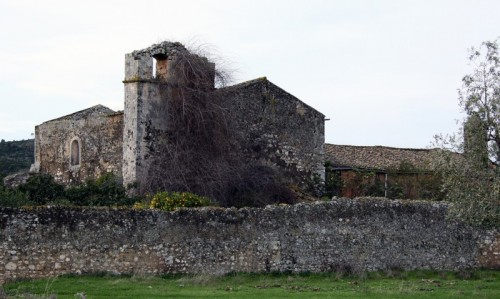 Peschici - Abbazzia Santa Maria di Calena
