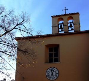 La chiesetta di Montaquila