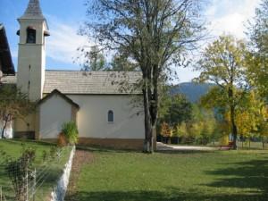 Autunno sul Santuario