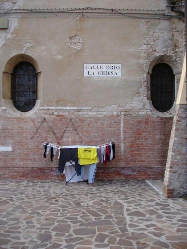 Venezia - Drio la Chiesa dei Mendicoli