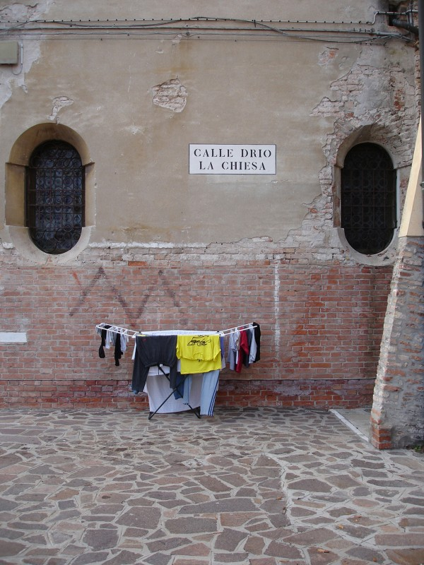 ''Drio la Chiesa dei Mendicoli'' - Venezia