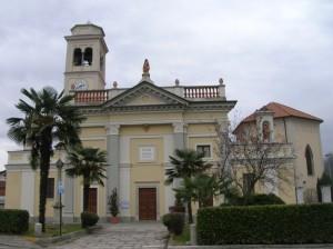 Parrocchiale di San Bernardo da Mentone