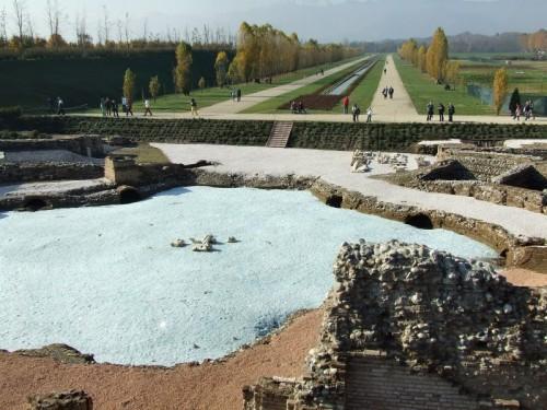 Venaria Reale - la fontana d'Ercole...resti