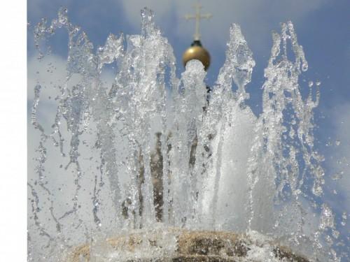 Roma - l'acqua santa