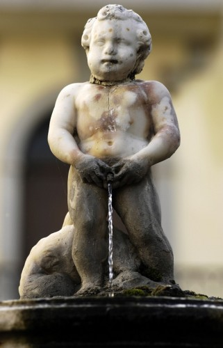 """Santa Lucia del Mela - La fontana della """" nnucchidda"""""""