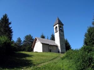 Damòs di Cadore - Chiesa dei Santi Andrea e Giovanni