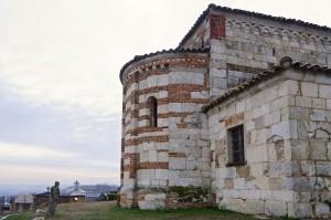 Il pellegrino e San Lorenzo