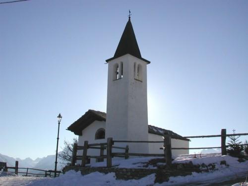 Saint-Pierre - Chiesina di Vetan