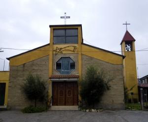 Chiesa in frazione Le Pastinelle
