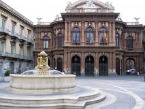 """""""Fontana di p.zza Teatro Massimo"""""""