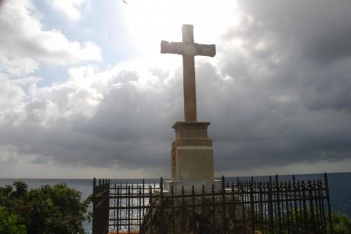 Bergeggi - monumento ai caduti del mare
