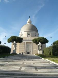 Basilica dei Santi Pietro e Paolo all'EUR