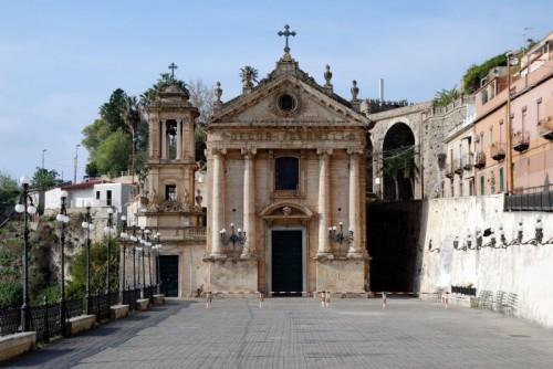 Bagnara Calabra - Chiesa del Carmine ingresso
