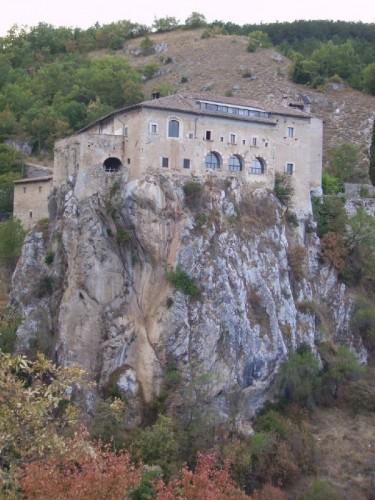 Ocre - Convento di Sant'Angelo