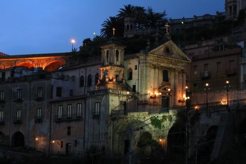 Bagnara Calabra - notturno