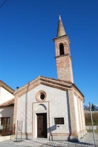 Oratorio di S.Nicolò a Bribano 1