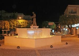 Fontana di Piazza San Francesco,