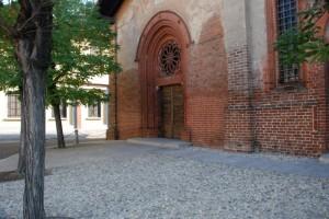 S. Cristoforo - entrata principale