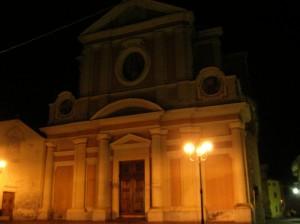 notturno chiesa del Corpus Domini
