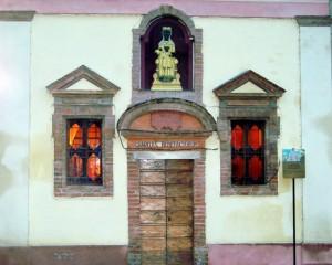 Chiesetta di Piazza Monserrato AL