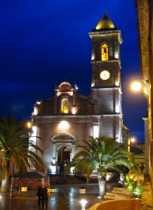 Santa Maria notturna