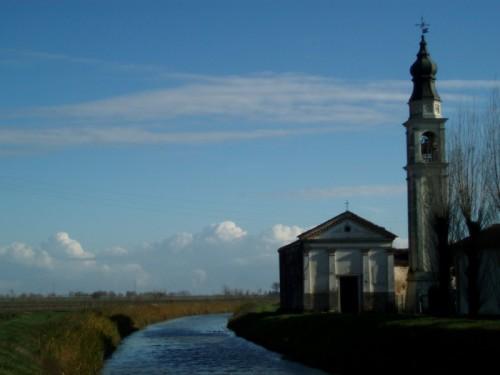 Bovolenta - Chiesa dell'Assunta di Fossaragna