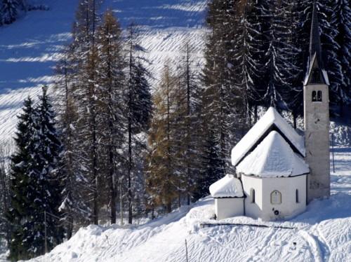 Falcade - Chiesa della Madonna della Salute
