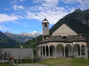 Chiesa di Crego (fraz. di Premia)