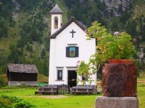 Chiesa di Crampiolo Alpe Devero