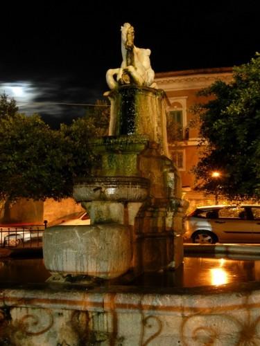 Pace del Mela - Fontana del Cavalluccio
