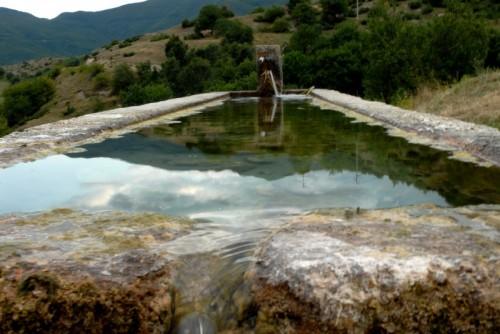 Civitella del Tronto - Fontana di campagna