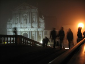 Venezia: mistero d'altri tempi