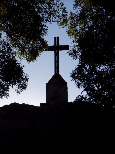 Monteverde - serro della croce