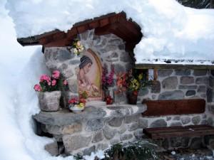 Madonna del scudelet - Caviola