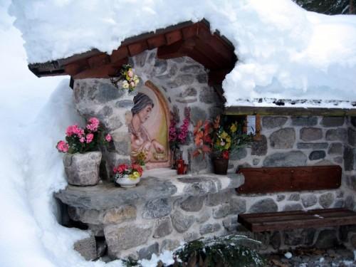 Falcade - Madonna del scudelet - Caviola
