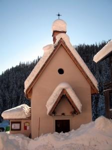 Chiesa di Valt