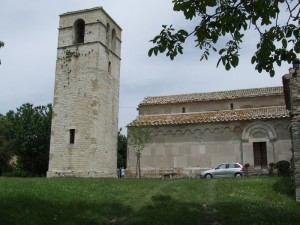 S.Maria della Strada,Campanile