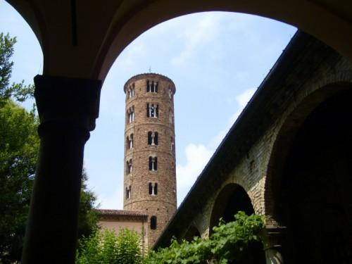 Ravenna - Campanile S. Apollinare Nuovo