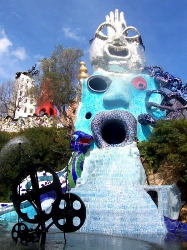 Capalbio - fontana  di Capalbio