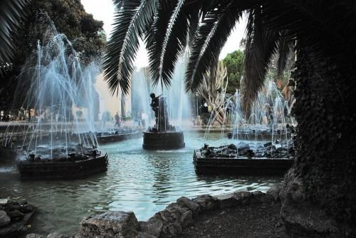 Palermo - al Giardino Inglese