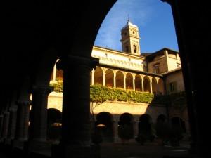 Scorcio di San Nicola a Tolentino