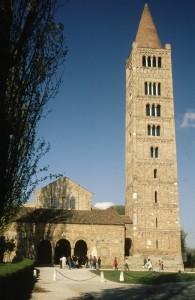 L' abbazia di Pomposa