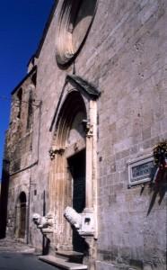 Chiesa di San Domenico a Manfredonia