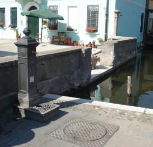 Fontanella a Comacchio