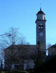 Chiesa Parrocchiale di S. Maurizio d'Opaglio