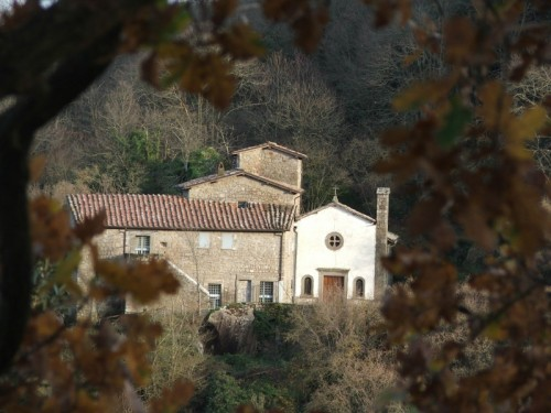 Vitorchiano - uno sguardo oltre le querce