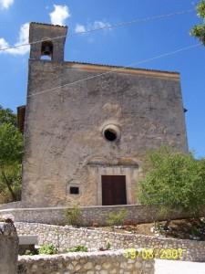 Chiesa San Giovanni e Paolo nella Frazione di Marano dei Marsi