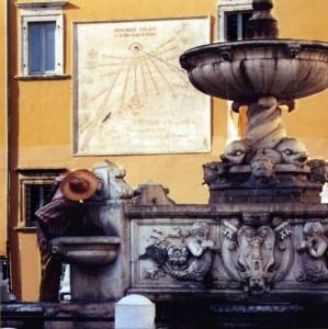 Fontana Pia